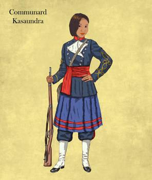 Communard Kasaundra