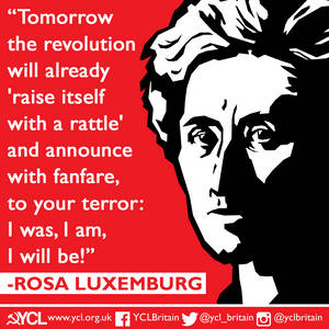 YCL Rosa Luxemburg Graphic