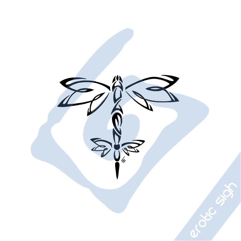 Ink Tattoo Dragonfly Tattoo By Martha Hewitt