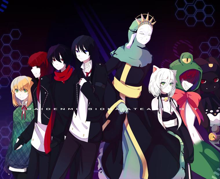 MM: Teamwork by Amacchu