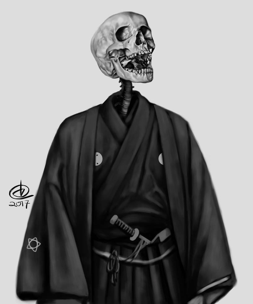 Immortal Samurai by sinnedbisk