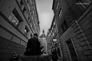 The Alley by uae4u