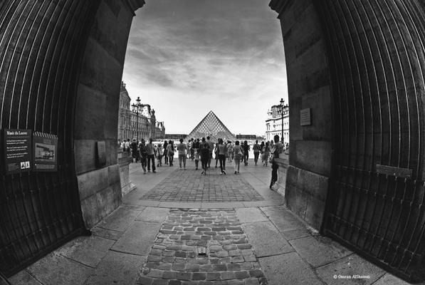 Welcome to Louvre Museum