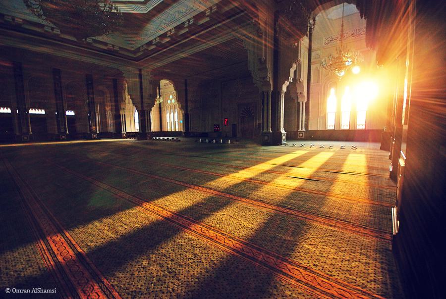 Masjid Lighting by uae4u