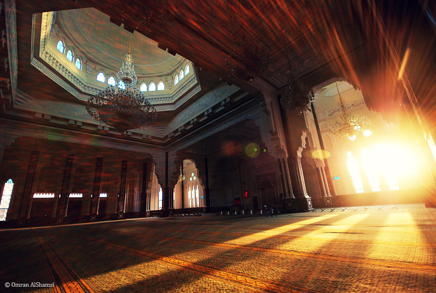 Masjid Lighting 2 by uae4u