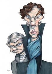Sherlock by ryanneal