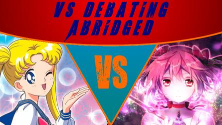 VS Debating Abridged TN: Madoka vs Moon by cryptidhunter41