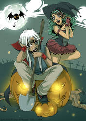 A Lost Soul Halloween by Moemai