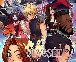 Odyssee project - Final Fantasy VII by Moemai