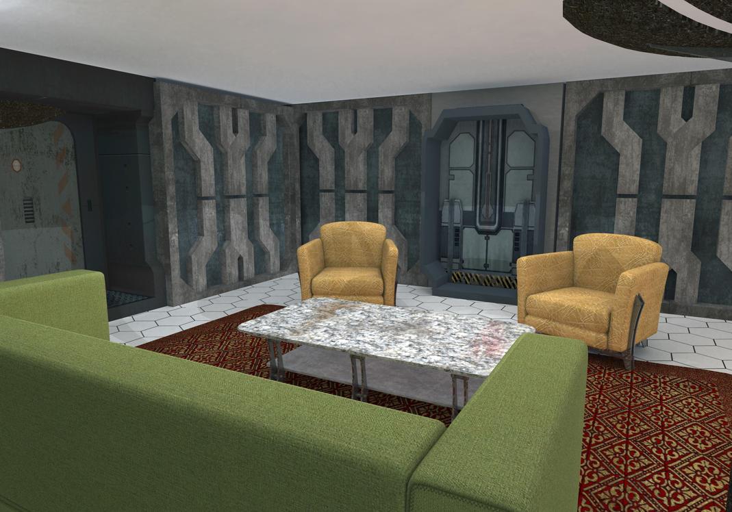 Kinera & Jared's quarters 02