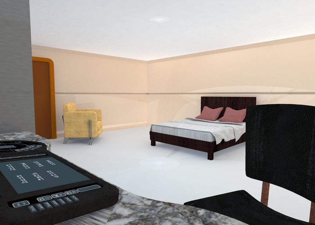 Kinera's bedroom 02