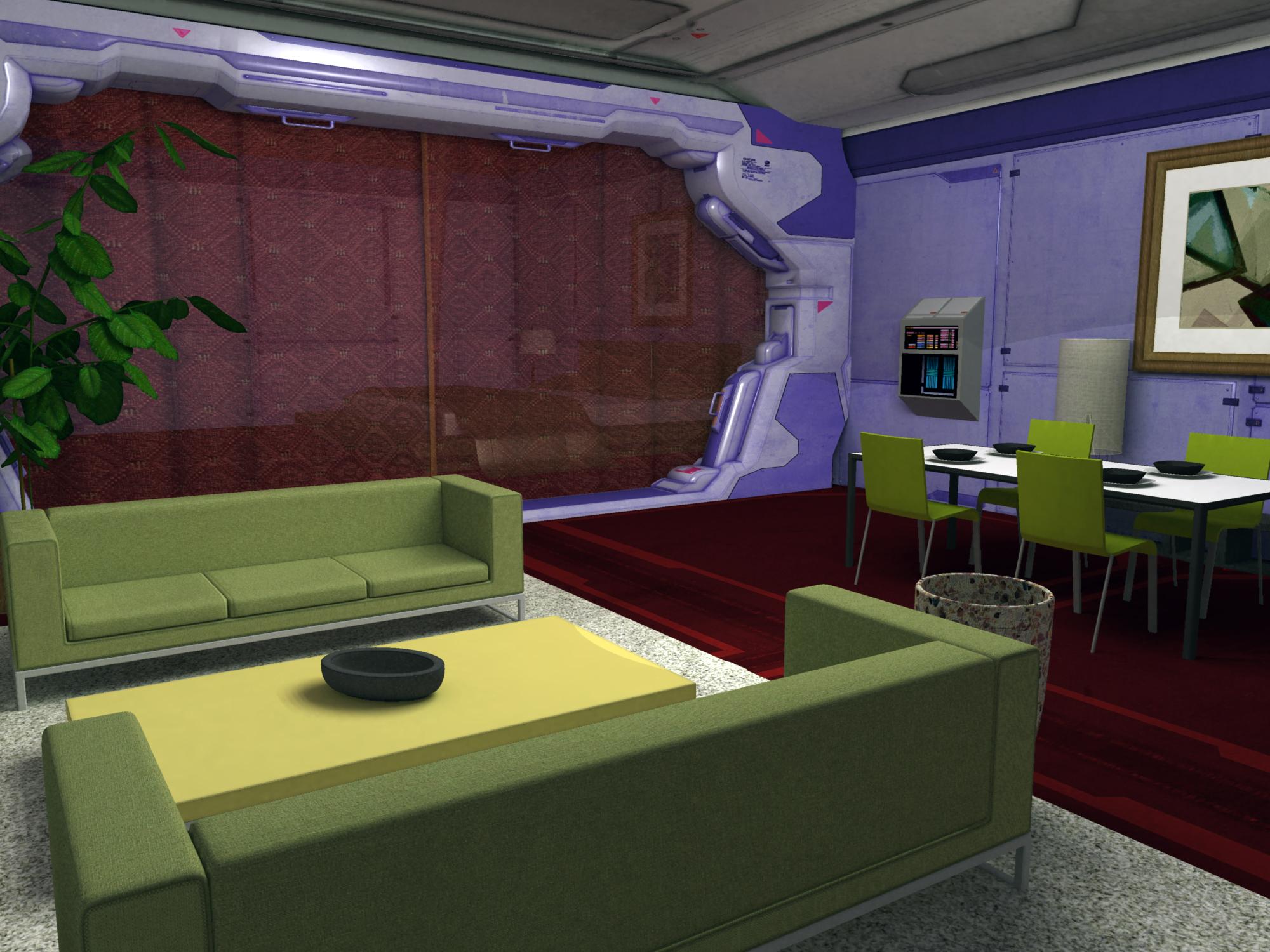 Ship Interior 03
