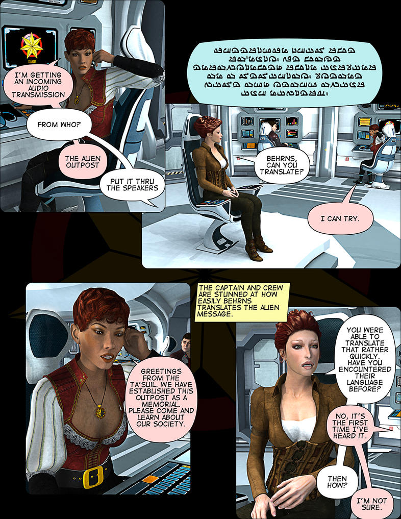 Issue #03, Page 11 by grfk-dsgn