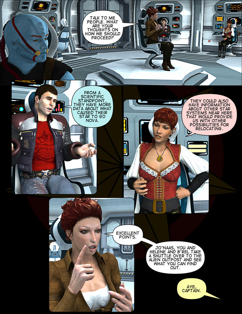 Issue #03, Page 12 by grfk-dsgn