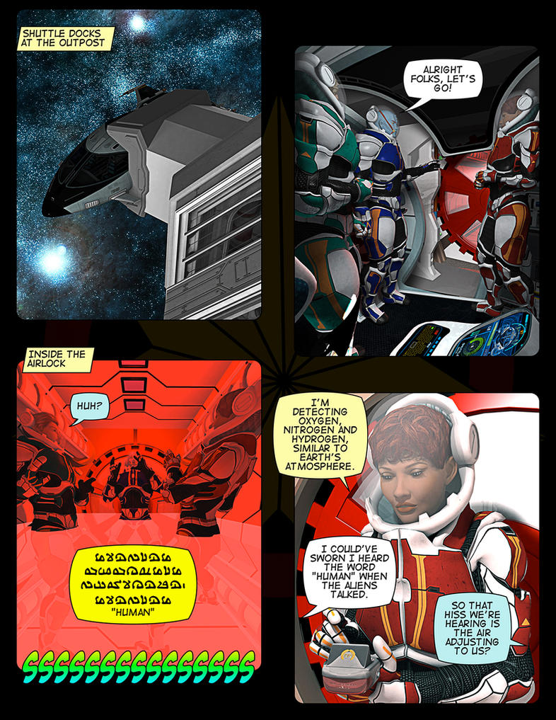 Issue #03, Page 14 by grfk-dsgn