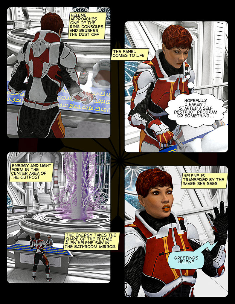 Issue #03, Page 16 by grfk-dsgn