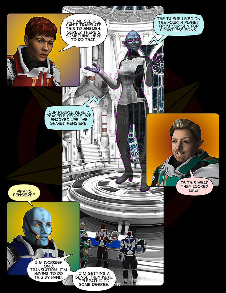 Issue #03, Page 17 by grfk-dsgn