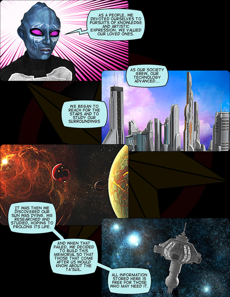 Issue #03, Page 18 by grfk-dsgn