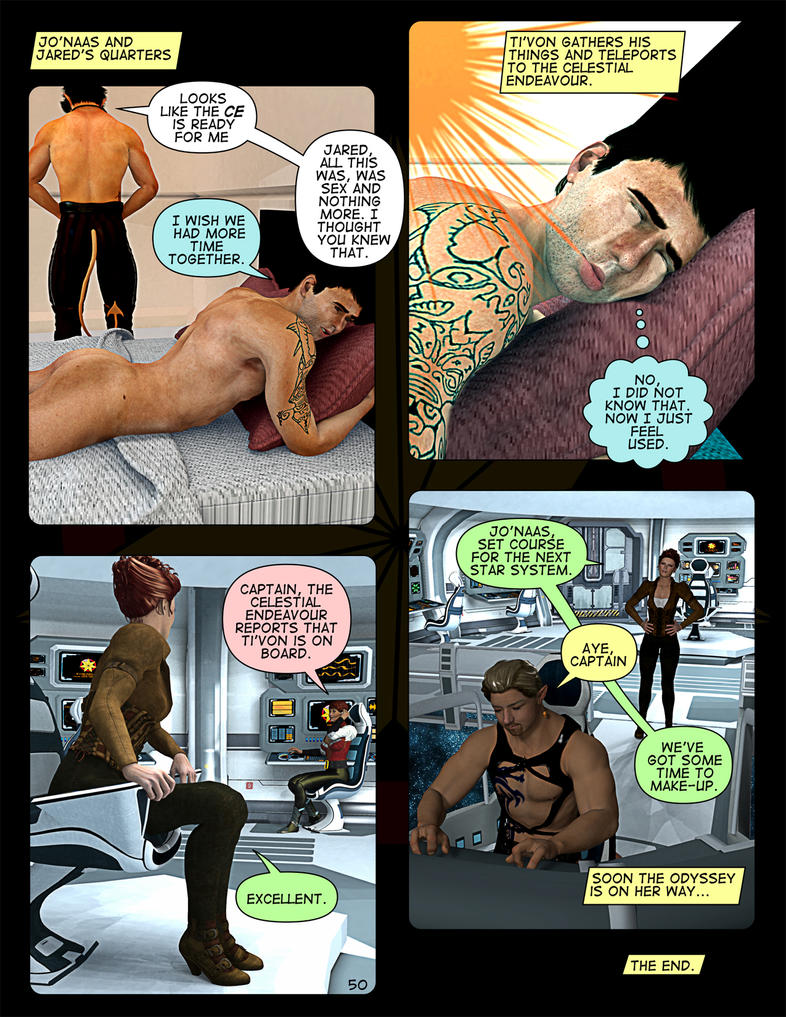 Issue #03, Page 50 by grfk-dsgn