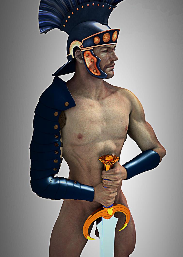 Warrior by grfk-dsgn