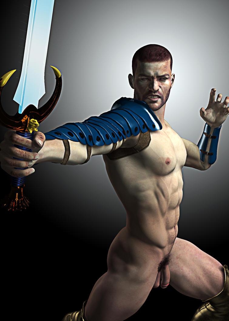 Warrior variation by grfk-dsgn