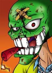 Beaten Smile III - Mask