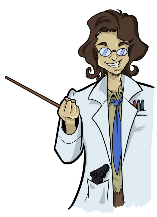 The Professor by BoscoloAndrea