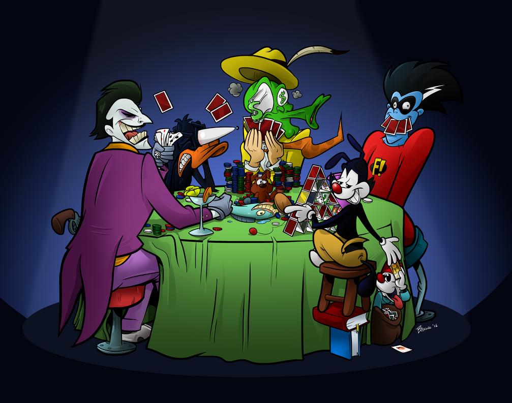 Poker Faces - 2.0 by BoscoloAndrea