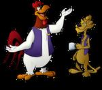 25 Looney of Christmas - Foghorn n Peter