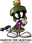 25 Looney of Christmas - Marvin the Martian