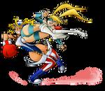 Commission - Butt Slam!