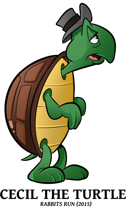15 Looney Of Spring Cecil The Turtle By Boscoloandrea On Deviantart