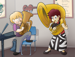 Commission - The Orchestretts