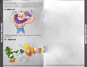 The Plucky Duck Game: What-If Manual Pages 6