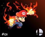 SSB - 01 - Mario