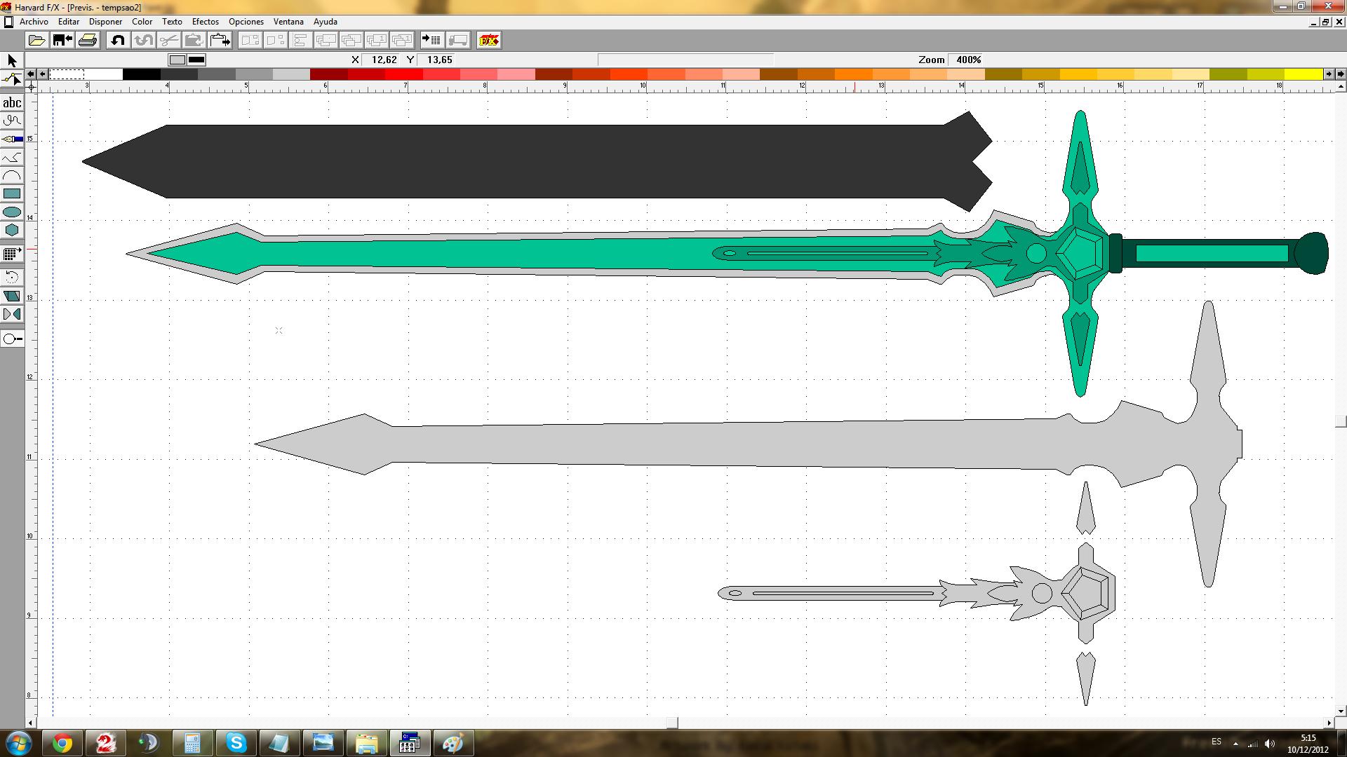 Kirito 39 S Dual Swords Remodeling The Dark Repulser By