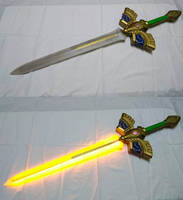 Roy's sword - Fire emblem / Smash Wii U by menteausente