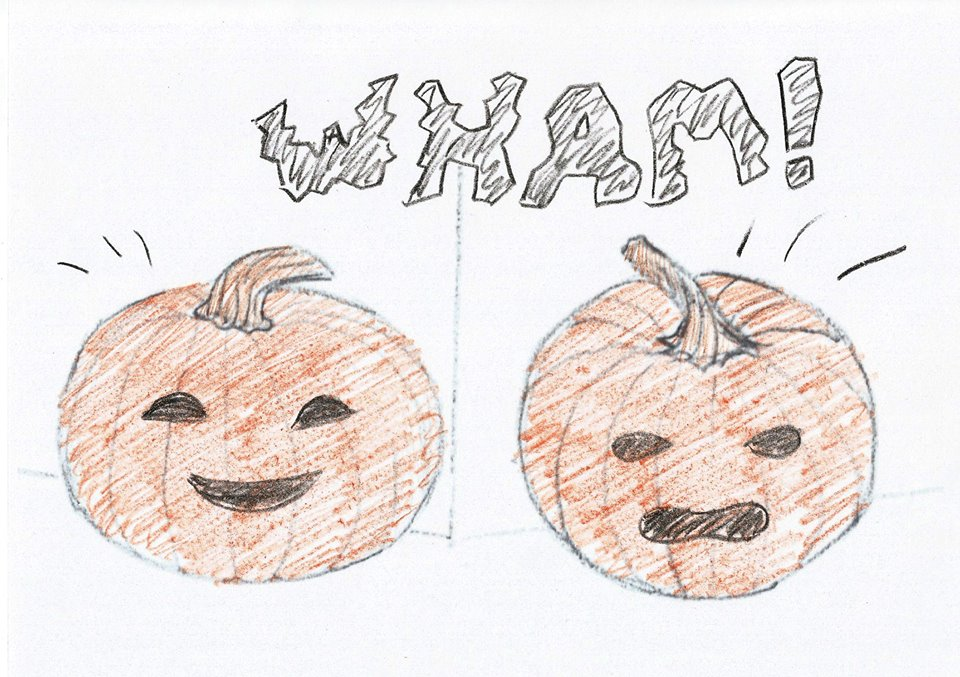 Spy vs Spy Halloween 3 by flynn1978