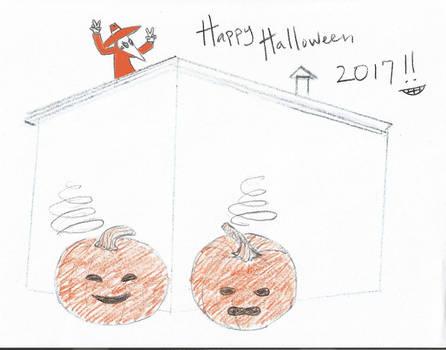 Spy vs Spy Halloween 4