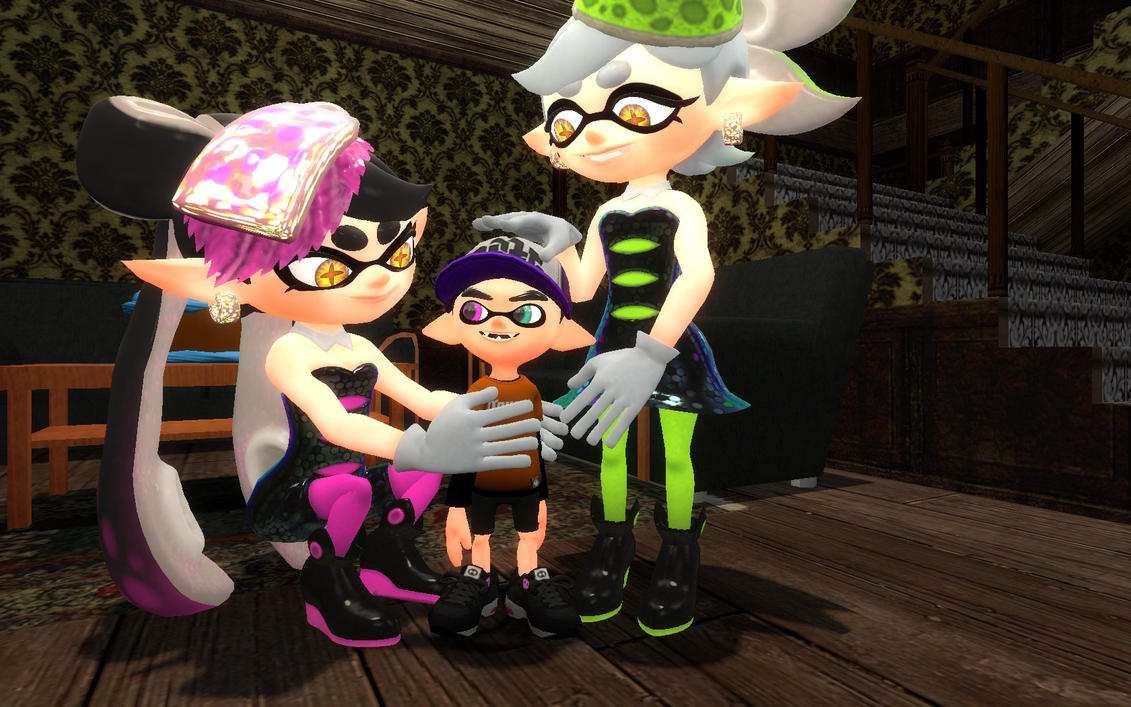 Callie And Marie Wallpaper: Kaleb Son Of Callie And Marie By SjayPL On DeviantArt
