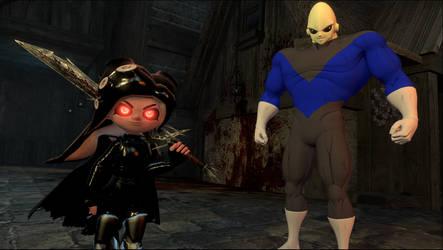 El Hermano joins to Dark Octopus by SjayPL