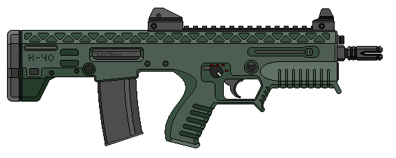 K-40 Personal Defense Carbine by Archangel-Industries
