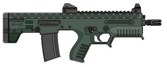 K-40 Personal Defense Carbine by Archangel-Industries