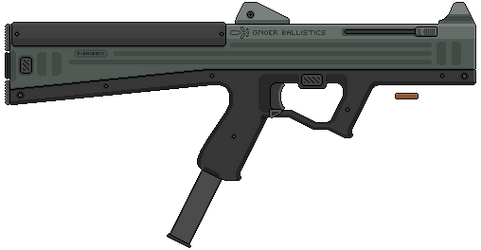 Gnoer Ballistics MP-31 by Archangel-Industries
