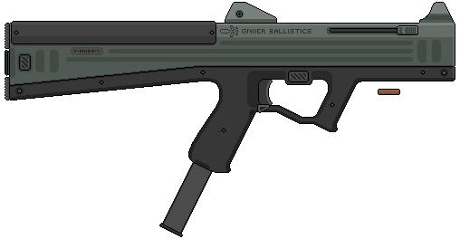 Gnoer Ballistics MP-31 by Archangel-Industries