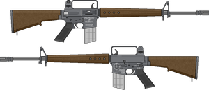 AR15 by Archangel-Industries