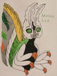 Mothra Leo by IriStansSkipper