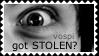 Vospi stamp - got STOLEN? by HugoMndz