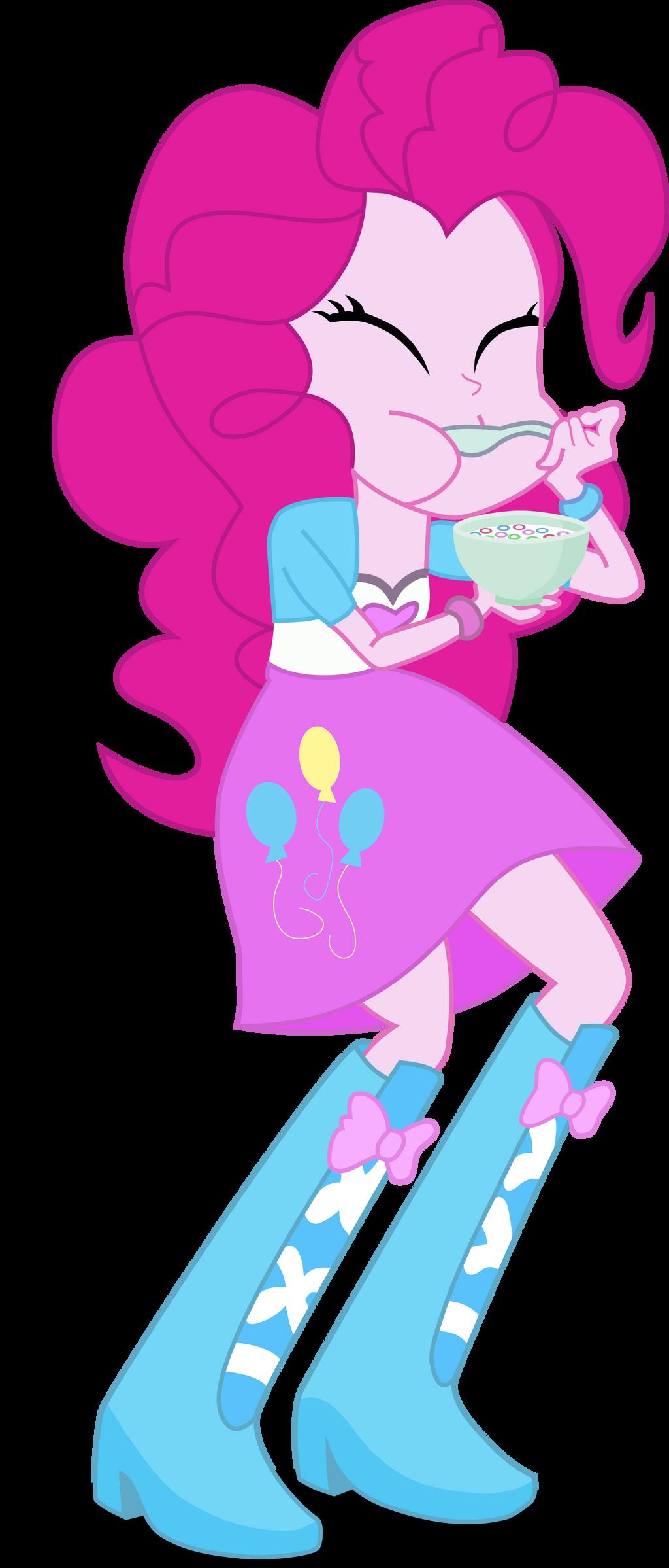 Equestria Girls Pinkie Pie S Cake