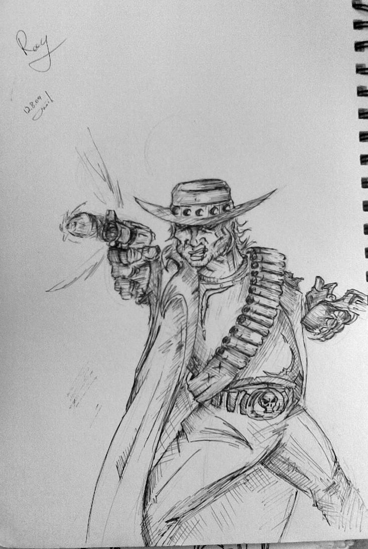 Call of Juarez - Ray by itamar050